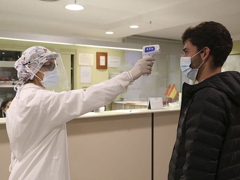 Protocolo Covid 19 - Clínica Dental López Casero